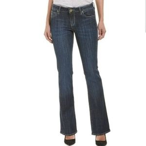 KUT From The KLOTH Farrah Baby Bootcut JEANS Sz 6